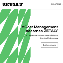Zetaly website