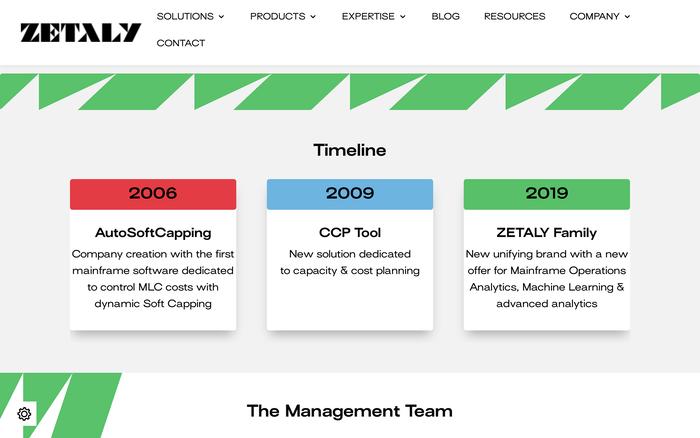 Zetaly website 6