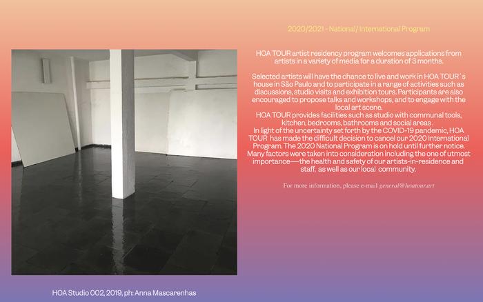 HOA Tour website 3