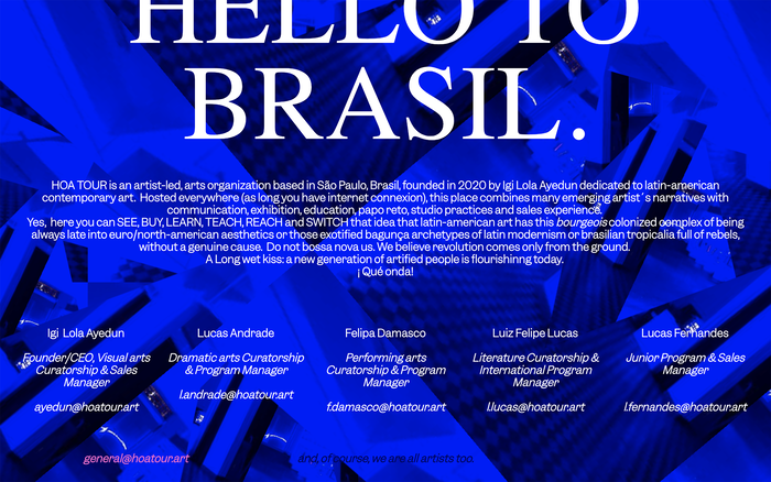 HOA Tour website 5