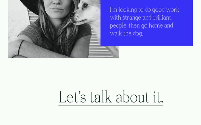 Laura Scullin website 3