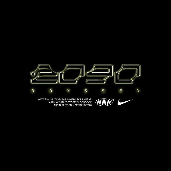 Nike 2090 Odyssey 1
