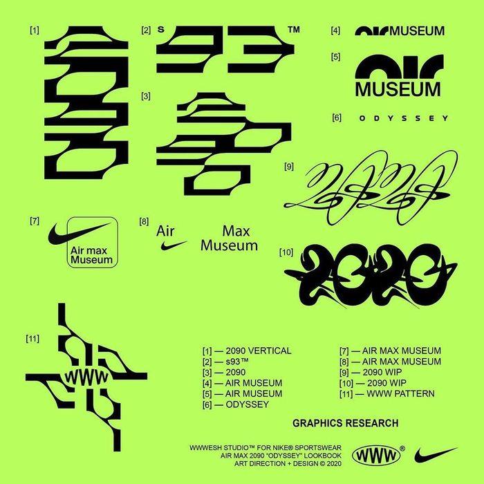 Nike 2090 Odyssey 2