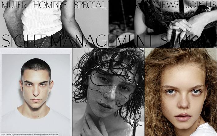 Sight Management Studio website 3