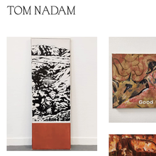 Tom Nadam portfolio website