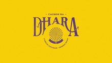 Cachos da Dhara visual identity