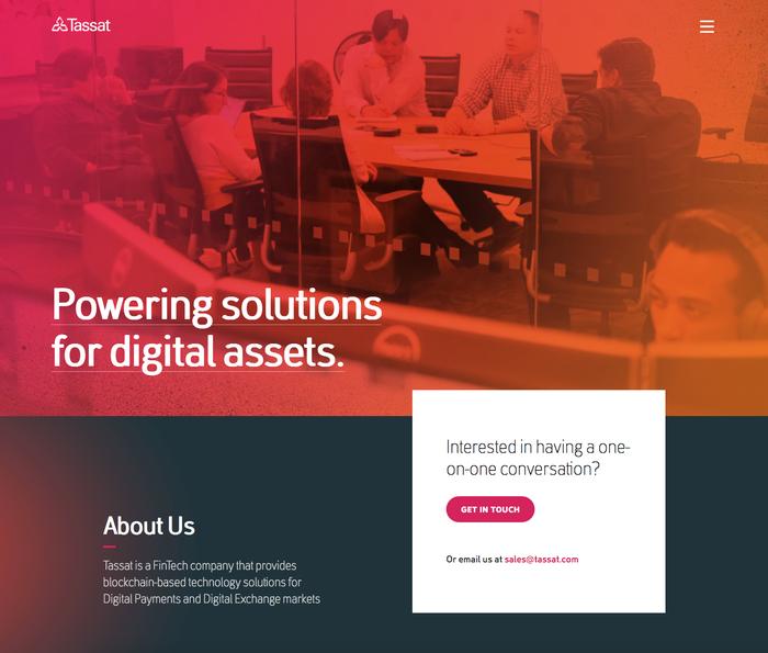Tassat website 6