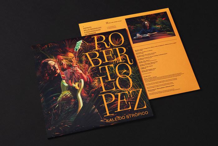 Roberto López – Kaleido Strópico album art 3