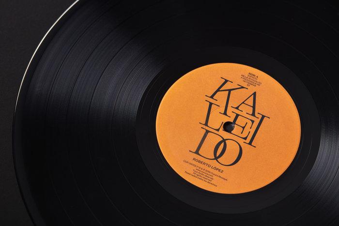 Roberto López – Kaleido Strópico album art 2