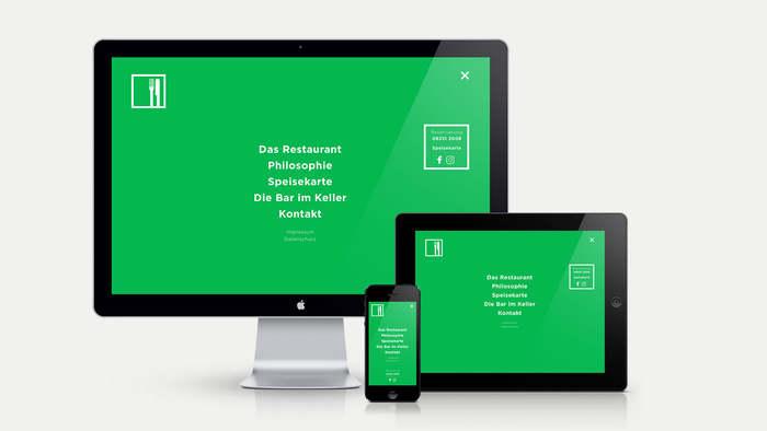 Grünes Haus – Das Restaurant website 2