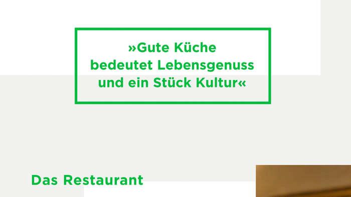 Grünes Haus – Das Restaurant website 4