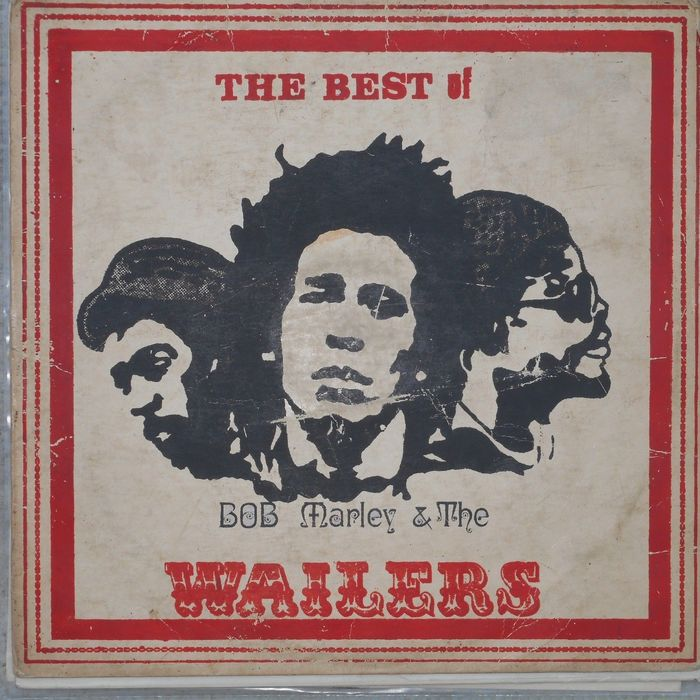 Bob Marley & The Wailers ‎– The Best Of Bob Marley & The Wailers 1