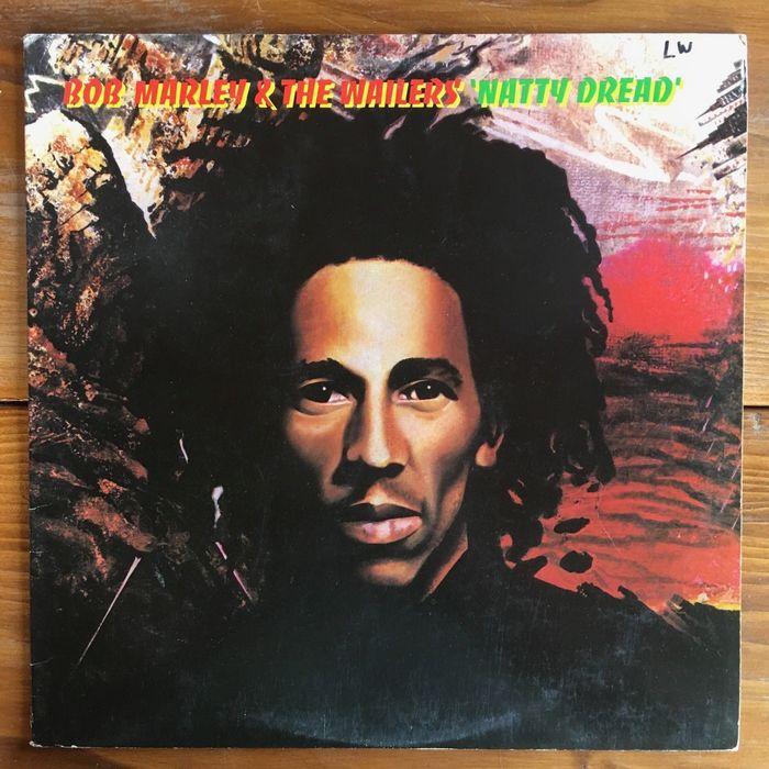 Bob Marley & The Wailers – Natty Dread album art 1