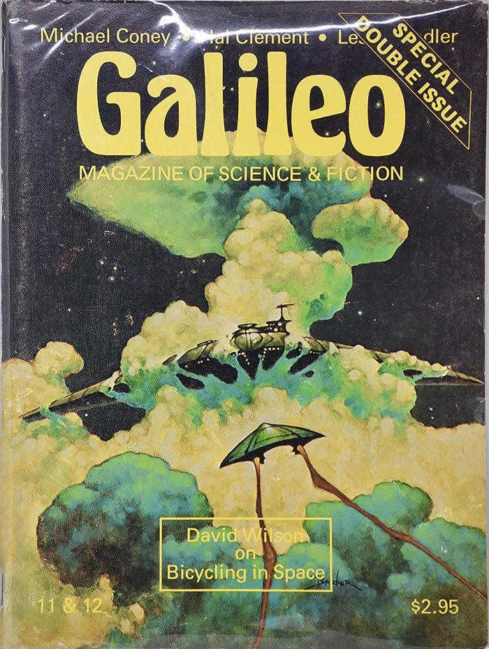#11 and #12 (June 1979) came as a special double issue. Cover art by Tom Barber.