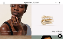 Spinelli Kilcollin website