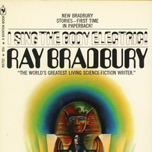 <cite>I Sing the Body Electric</cite> by Ray Bradbury (Bantam)