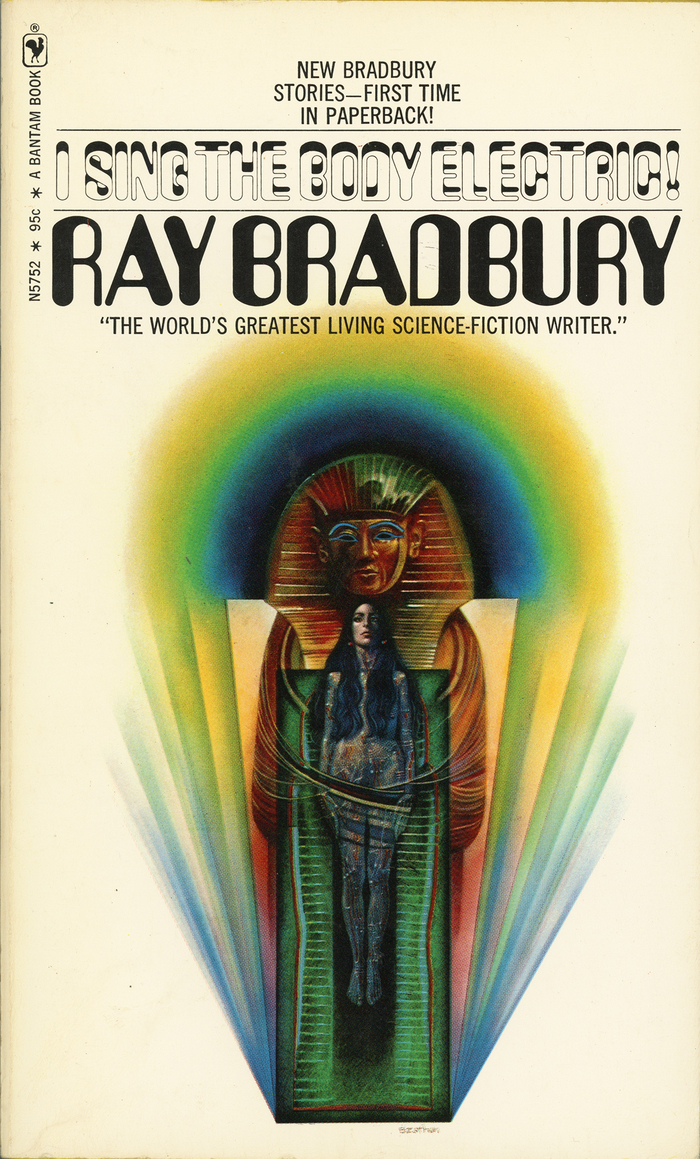 I Sing the Body Electric by Ray Bradbury (Bantam)