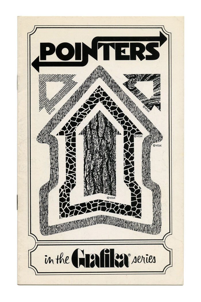 """Pointers"" (No. G53) ft.  with arrows."