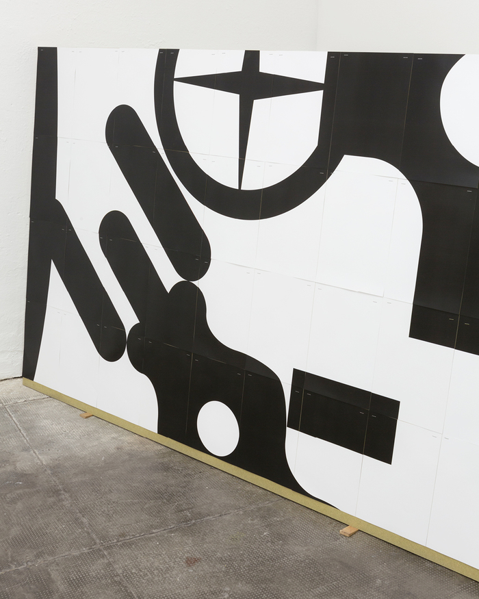 A is A is A exhibition at Marsèll Paradise 7