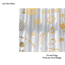 Lily Paris West portfolio website