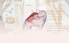 Lottie and Twigg website