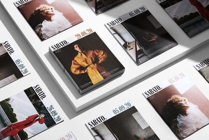 Sabato magazine redesign 1