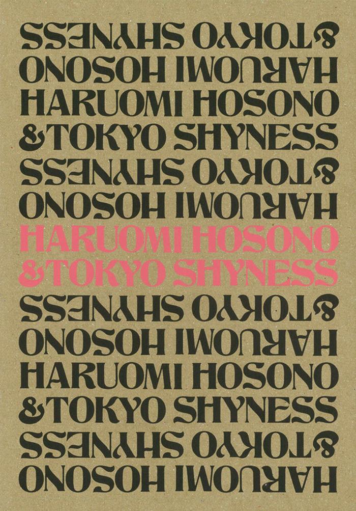 Haruomi Hosono & Tokyo Shyness booklet cover 2