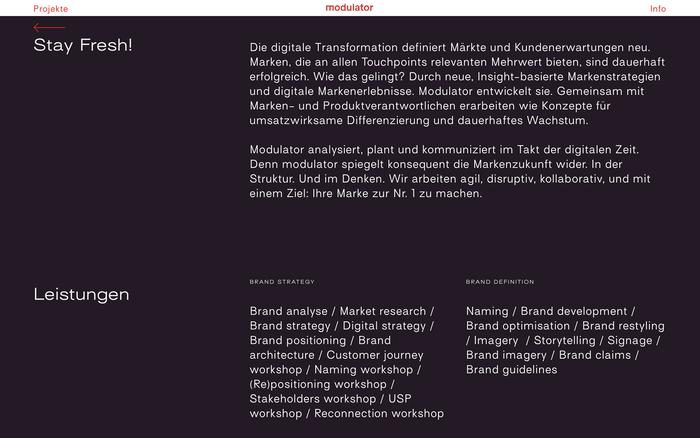 Modulator website 6