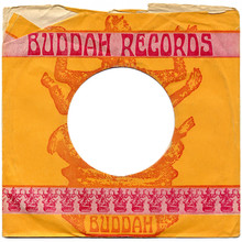 Buddah Records logo and sleeves (1967–1972)