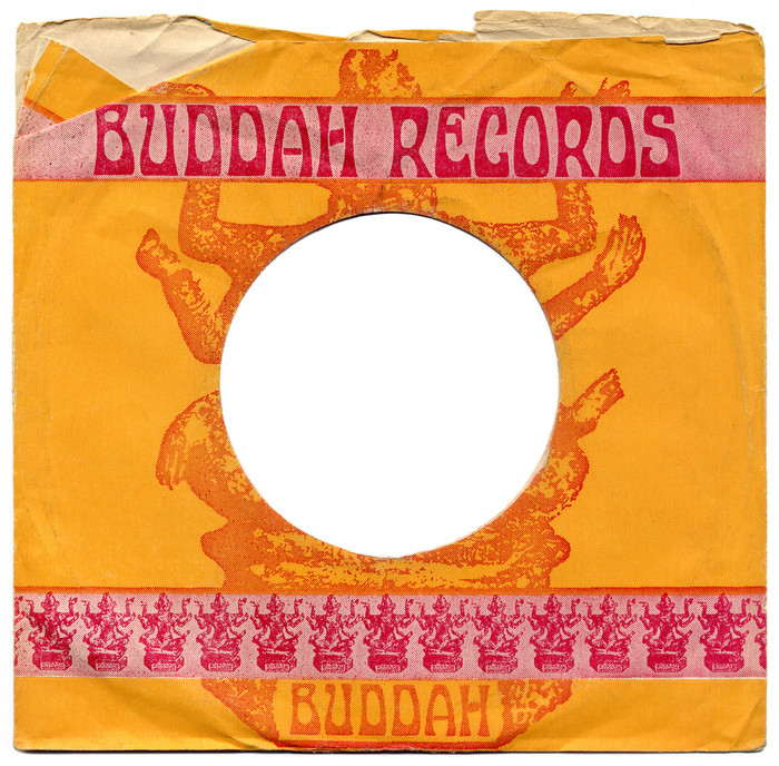 Buddah Records logo and sleeves (1967–1972) 1