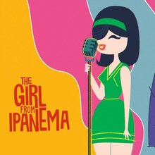"""The Girl From Ipanema"" music video"