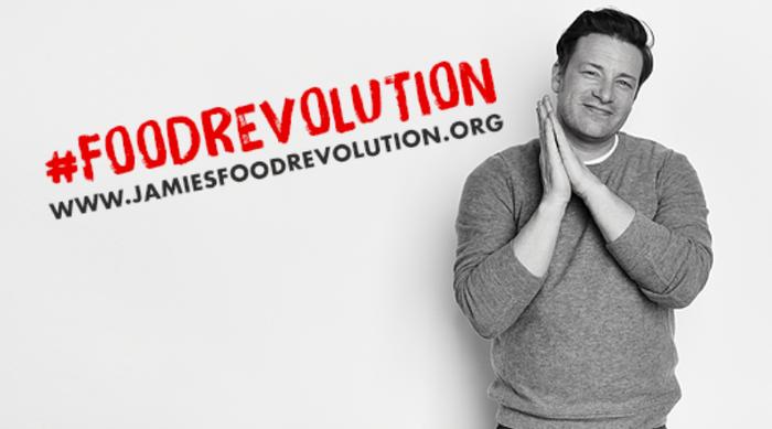 Jamie Oliver's Food Revolution campaign 4