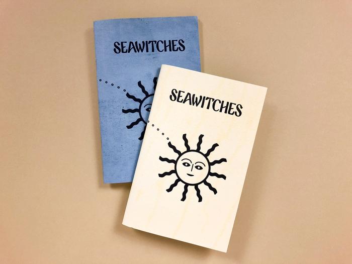 Seawitches zine, issue 5 1
