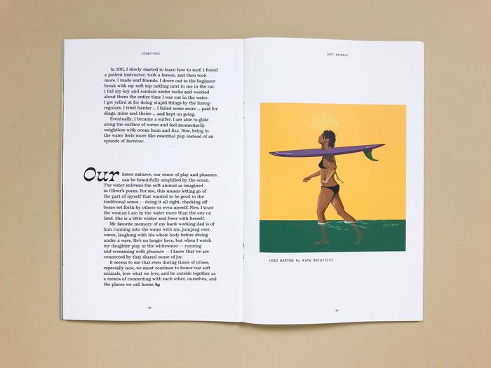 Seawitches zine, issue 5 4