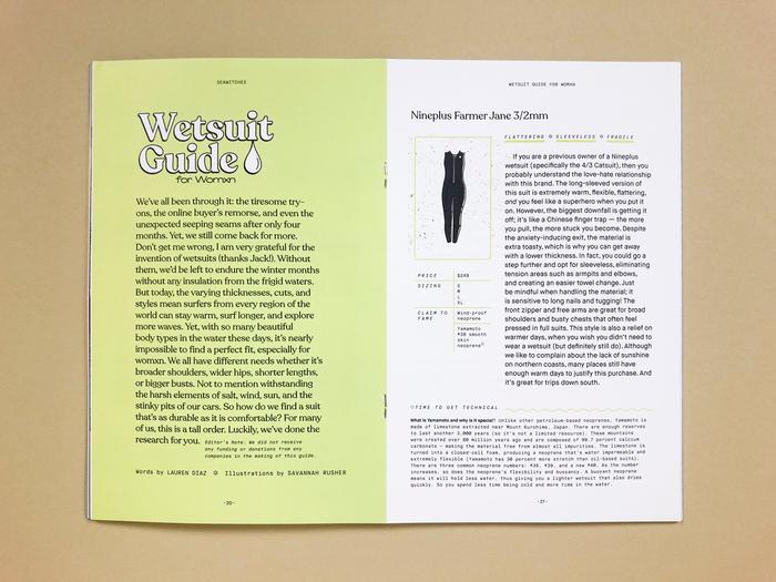 Seawitches zine, issue 5 5