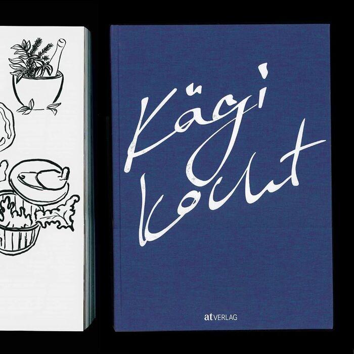 Kägi Kocht cookbook 1