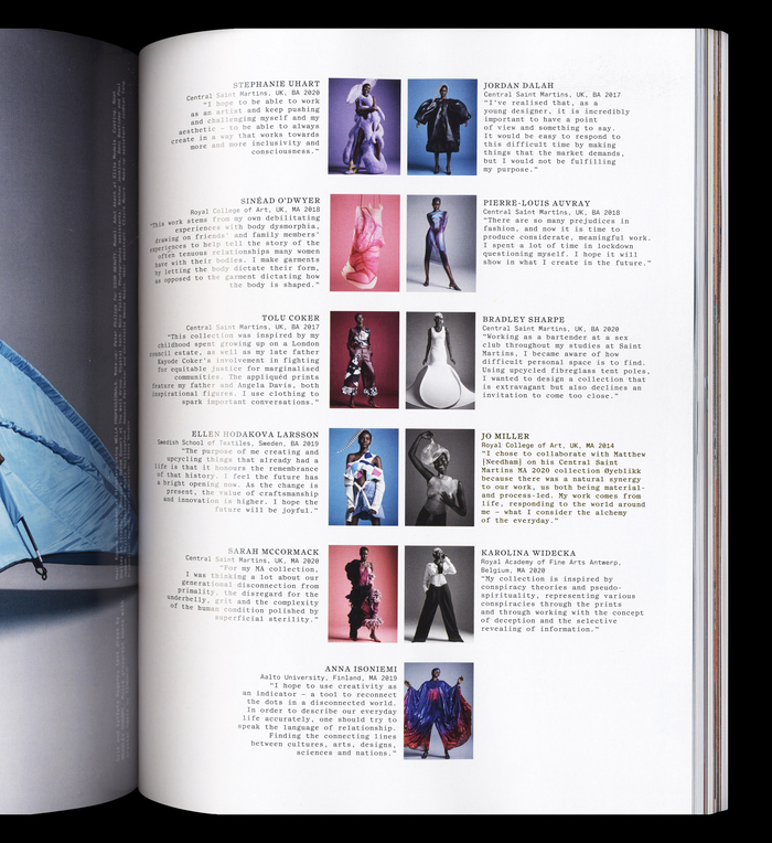 """AnOther Magazine for All, Autumn/Winter 2020 """"Fight, Flight, Unite"""" 5"""
