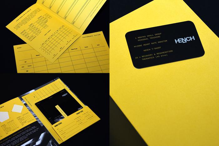 Image of Hench Print 4