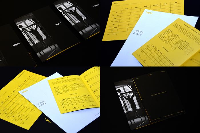 Image of Hench Print 6