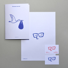 Avril Flynn visual identity