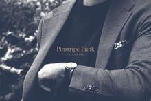 Pinstripe Punk Tailoring