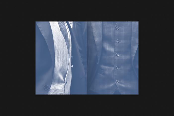 Pinstripe Punk Tailoring 3