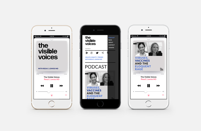 The Visible Voices podcast 3
