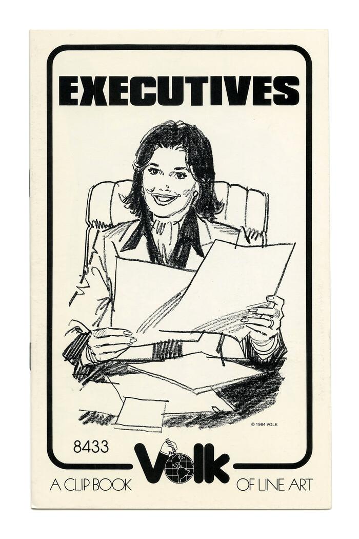 """Executives"" (No. 8433) ft. more  Black."