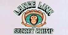 <cite>Lancelot Link, Secret Chimp</cite>