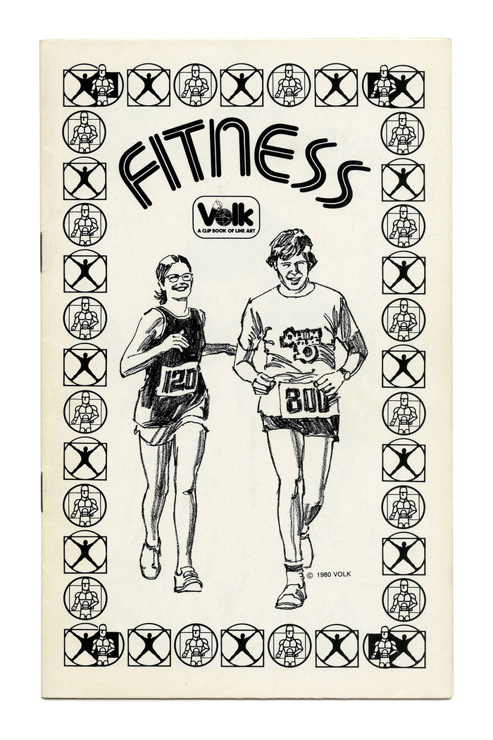 """Fitness"" (No. 748) with caps from , set on a curve."