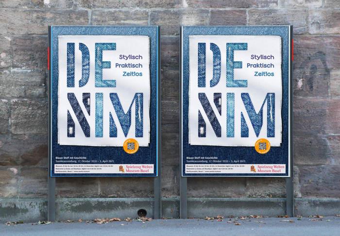 Denim exhibition, Spielzeug Welten Museum Basel 4