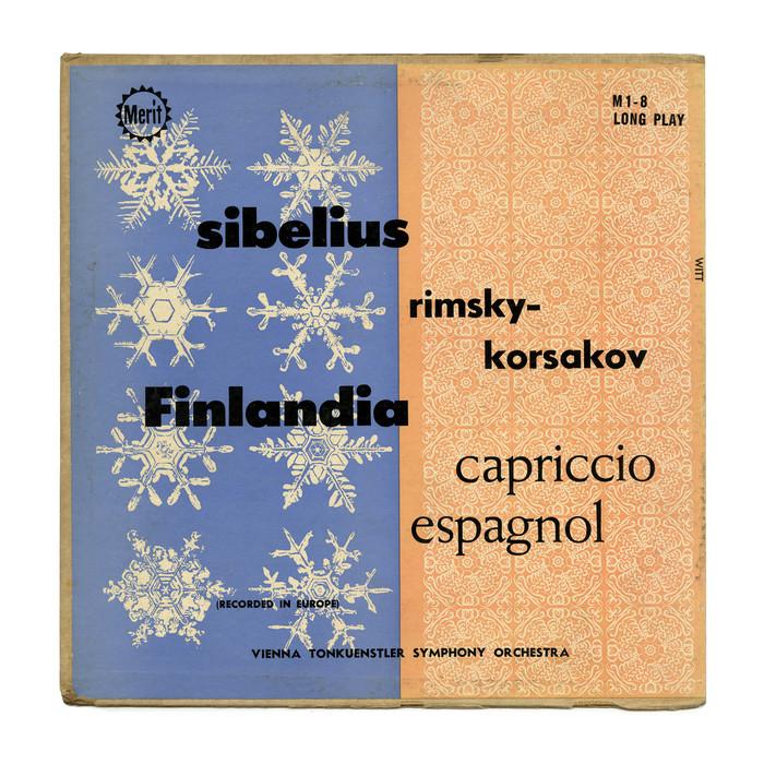 Sibelius: Finlandia / Rimsky-Korsakov: Capriccio Espagnol album art