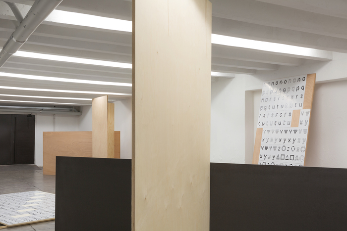 A is A is A exhibition at Marsèll Paradise 6