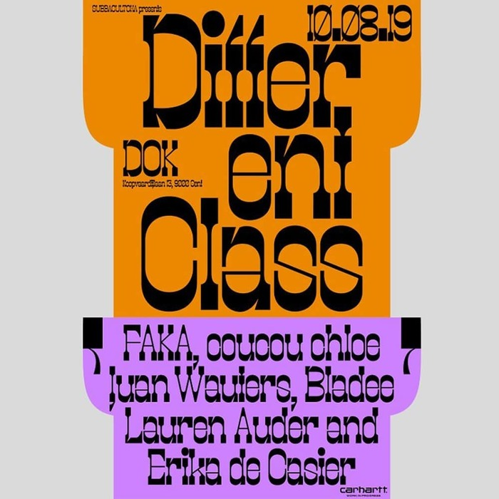 Different Class 2019 by Subbacultcha 5